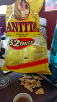 Santitas White Corn Blend Tortilla Chips uploaded by Briselda E.