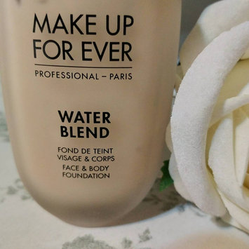 MAKE UP FOR EVER Water Blend Face & Body Foundation uploaded by Lorna W.