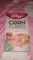 Kellogg's Cereal Corn Flakes The Original & Best uploaded by Ana Z.