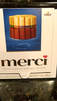 Photo of Storck Merci Finest Assortment of European Chocolates 7 oz uploaded by Lauren F.