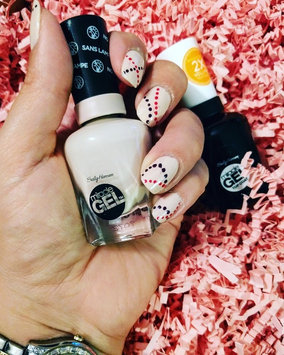 Sally Hansen Miracle Gel Nail Polish Duo Pack, Flushed Wanderer, 1 fl oz uploaded by Genny G.