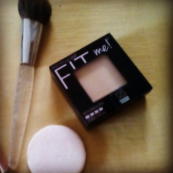 Maybelline Fit Me! Set + Smooth Powder uploaded by sonia b.