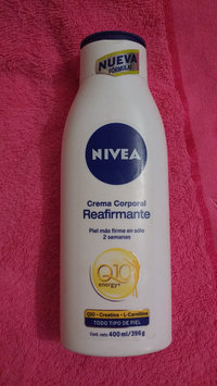 Nivea Skin Firming Body Lotion with Q10 Plus uploaded by Viviana V.