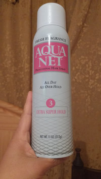 Aqua Net Extra Super Hold Hairspray, Unscented, 14 oz uploaded by Viviana V.