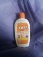 Off! Smooth & Dry uploaded by yerhaima l.