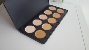 BH Cosmetics Foundation & Concealer Palette-Foundation & Concealer Palette uploaded by Cassandra R.