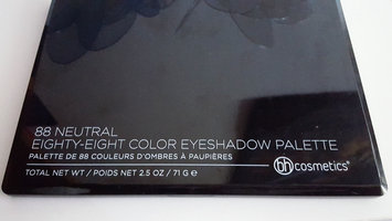 Photo of BH Cosmetics 88 Neutral Eyeshadow Palette uploaded by Cassandra R.
