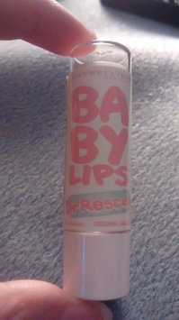 Photo of Maybelline Baby Lips Dr Rescue® Medicated Lip Balm uploaded by Forrest Jamie S.