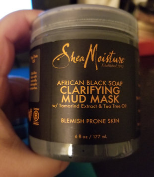Photo of SheaMoisture African Black Soap Clarifying Mud Mask uploaded by Teresa B.
