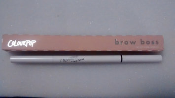 Photo of ColourPop Brow Boss Pencil uploaded by Forrest Jamie S.