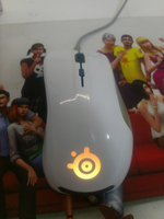 SteelSeries 62354 Rival 300 - Mouse - optical - 6 buttons - wired - USB - white uploaded by Luiza M.