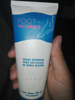 Avon Foot Works Therapeutic Cracked Heel Relief Cream 1.7oz. uploaded by María J.