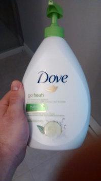 Photo of Dove Go Fresh Cool Moisture Cucumber & Green Tea Body Wash uploaded by Alexander B.