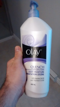 Photo of Olay Quench Daily Lotion uploaded by Alexandre A.