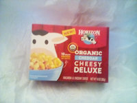 Horizon Organic Cheddar Cheesy Deluxe uploaded by julie G.