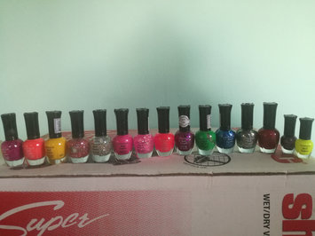 Photo of Kleancolor Nail Lacquers uploaded by Khadijah H.