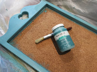 Waverly Inspirations Matte Chalk Finish Acrylic Paint by Plaid, Ocean, 8 oz. uploaded by chante B.