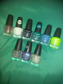 Photo of L.A. Colors Color Craze Nail Polish uploaded by Amber M.