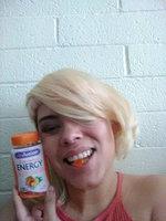 Vitafusion™ Everyday Energy Peach Tea Flavor Adult Gummy Dietary Supplement 40 ct Bottle uploaded by Jasmine C.