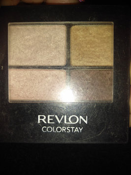 Photo of Revlon Colorstay 16-hour Eye Shadow uploaded by LucyLu C.