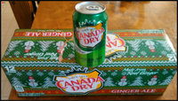 Canada Dry Ginger Ale uploaded by Chandra G.
