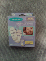Lansinoh® Breastmilk Storage Bags uploaded by Abby O.