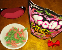 Trolli Sour Brite Crawlers uploaded by Chandra G.