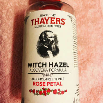 Photo of Thayers Alcohol-Free Rose Petal Witch Hazel Toner uploaded by kids k.