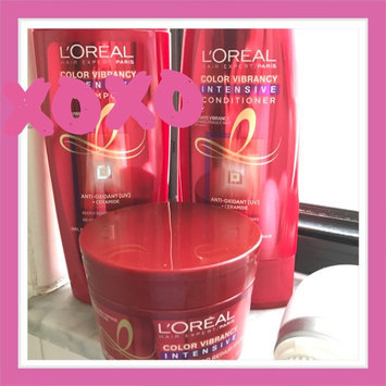 Photo of L'Oréal Paris Hair Expert Color Vibrancy Intensive Conditioner uploaded by Jessica A.