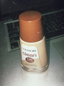Photo of COVERGIRL Clean Liquid Makeup uploaded by Lauren B.
