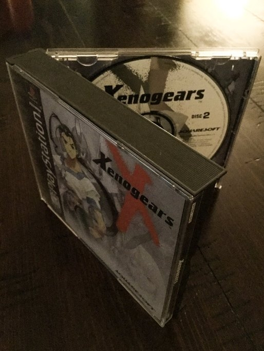 Sony Computer Entertainment Xenogears - Psone Classic DLC uploaded by Sarah W.