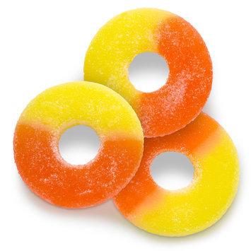 Photo of Trolli Gummy Candy Peachie O's uploaded by Preston G.