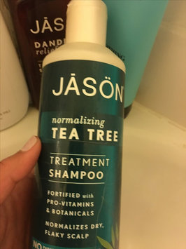 Jason Natural Cosmetics Tea Tree Scalp Normalizing Shampoo uploaded by Rosa yuneli C.