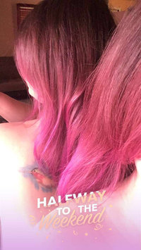 Photo of Ion Color Brilliance Semi Permanent Neon Brights Hair Color Radiant Orchid uploaded by Candid F.