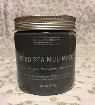 Pure Body Naturals Dead Sea Mud Mask uploaded by Kaitlyn R.