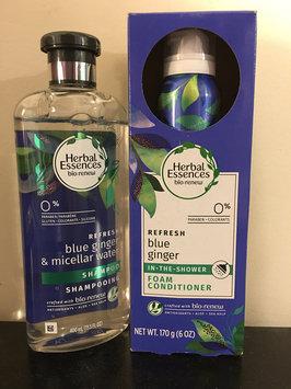 Photo of Herbal Essences Micellar Water & Blue Ginger Shampoo uploaded by Karol M.