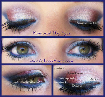 Photo of Younique Moodstruck Mineral Eye Pigment uploaded by Alicia A.