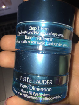 Photo of Estée Lauder New Dimension Firm + Fill Eye System 0.47 oz uploaded by Biancaa E.