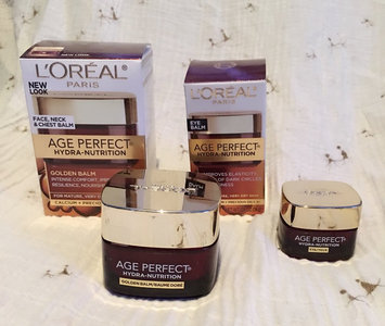 L'Oréal Paris Age Perfect Hydra-Nutrition Golden Balm Face uploaded by Sandrini S.