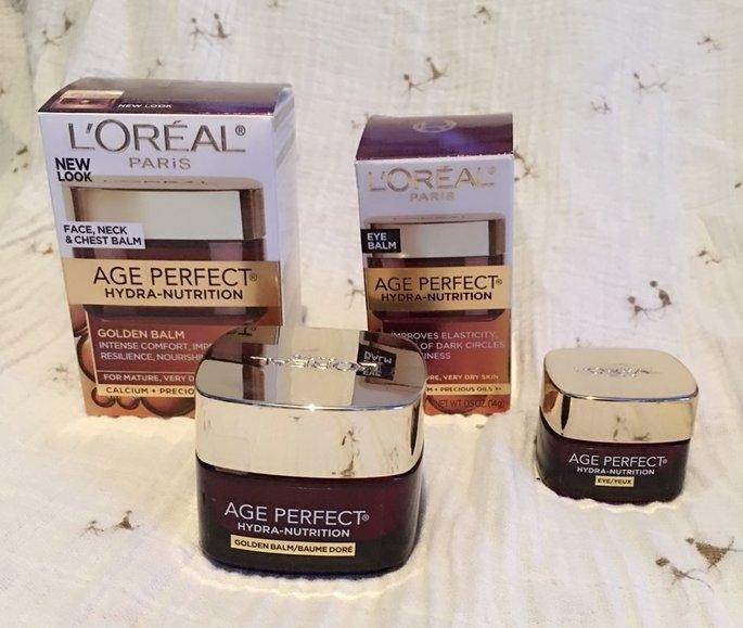 L'Oréal Paris Age Perfect Hydra-Nutrition Golden Balm Face uploaded by Sandrini S.