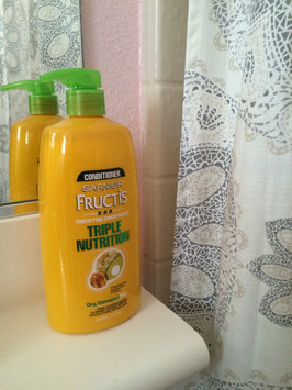 Photo of Garnier Fructis Triple Nutrition Conditioner uploaded by Val G.