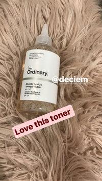 Photo of The Ordinary Glycolic Acid 7% Toning Solution uploaded by Karine B.