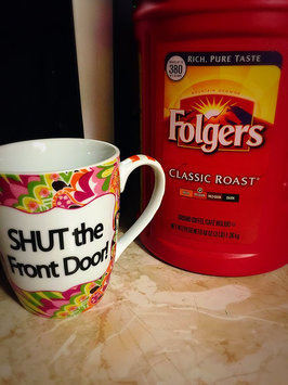 Folgers Coffee Classic Roast uploaded by Misty H.