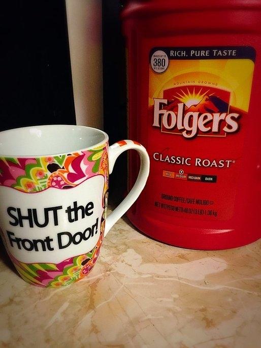 Folgers Coffee Classic Roast uploaded by Misty H.