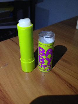 Photo of Maybelline Baby Lips® Moisturizing Lip Balm uploaded by Paula G.