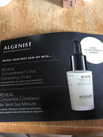 Algenist Reveal Concentrated Color Correcting Drops uploaded by Gladys D.