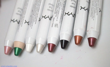 NYX Cosmetics Jumbo Eye Pencil uploaded by Faith S.