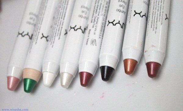 NYX Cosmetics Jumbo Eye Pencil uploaded by Faith S.