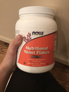 Photo of NOW Foods - Nutritional Yeast Flakes - 10 oz. uploaded by Elizabeth D.