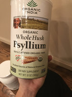 Organic India Whole Husk Psyllium (Isabgol) - 100g (3.6 Oz) - With Free Gift Samples and Free Shipping uploaded by Elizabeth D.